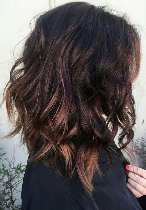 Trendy Hair Color Highlights Trendy Ombre Hair Coloring That