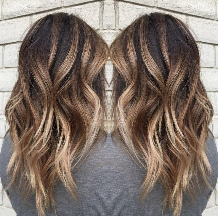 Trendy Hair Color Highlights Using Keune Color Redken Toner And
