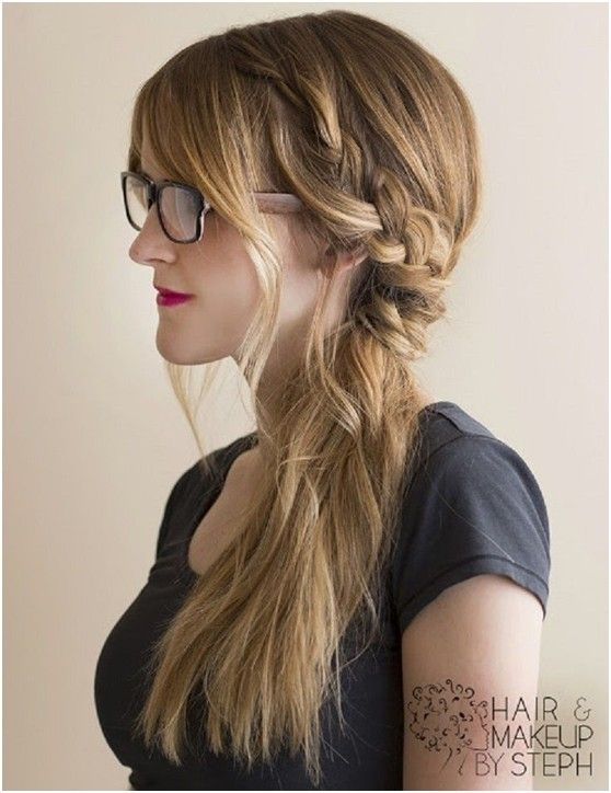 10 Braided Hairstyles from Summer to Fall