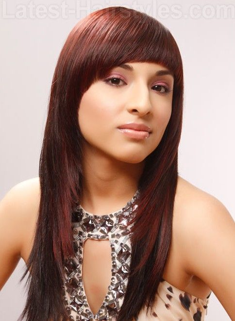 11 Amazing Long Straight Hairstyles for 2014 | Latest Bob HairStyles | Page 2