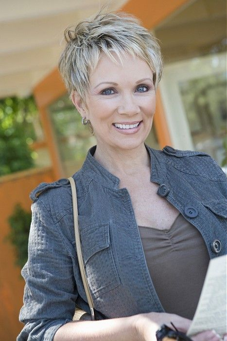 Trendy Haircuts 13 Fabulous Short Hairstyles For Women Over 50 Jpg