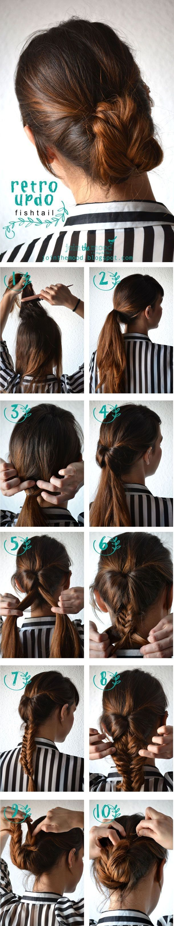 Marvelous Trendy Haircuts 14 Amazing Pull Through Braid Hairstyles For 2014 Schematic Wiring Diagrams Amerangerunnerswayorg