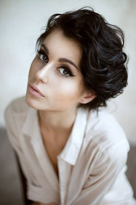 Trendy Haircuts 14 Great Short Hairstyles For Thick Hair Beauty