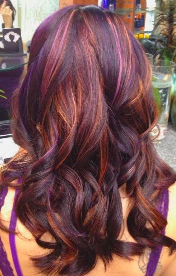 Trendy Haircuts: 14 Wonderful Dark Colored Hairstyles   Latest Bob ...