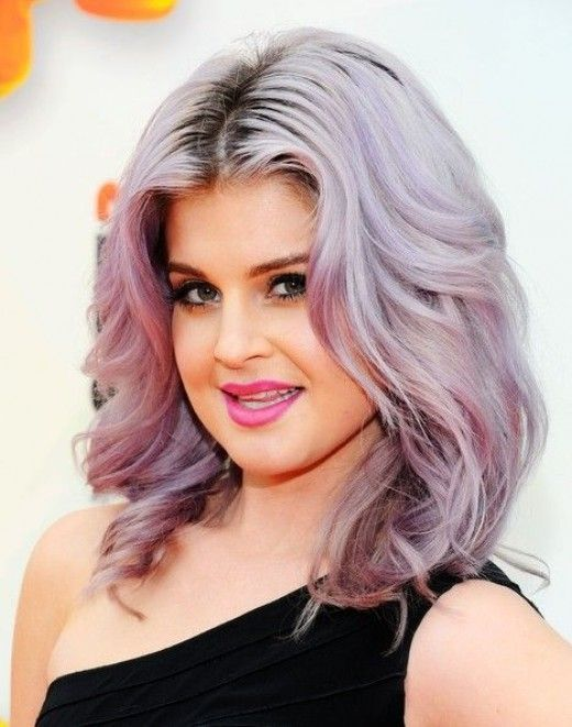 16 Charming Kelly Osbourne Hairstyles
