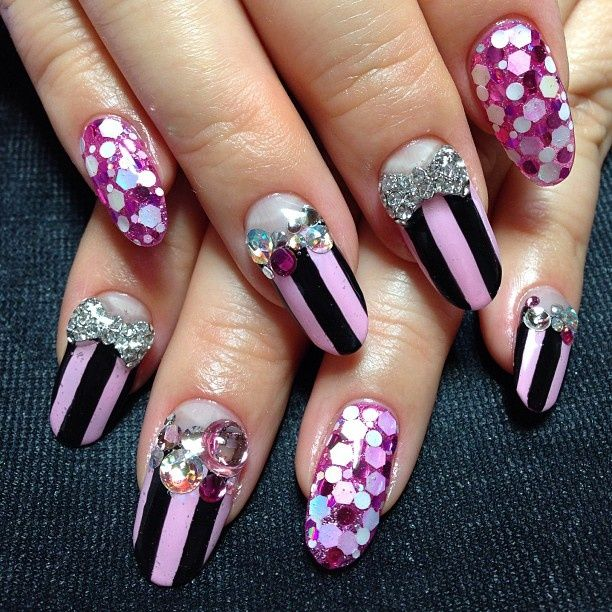 3D Nail Designs for this Week
