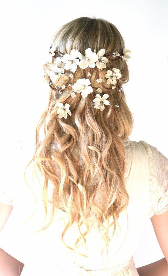 Beautiful Flower Crowns for a Prettier Look | Latest Bob HairStyles | Page 3