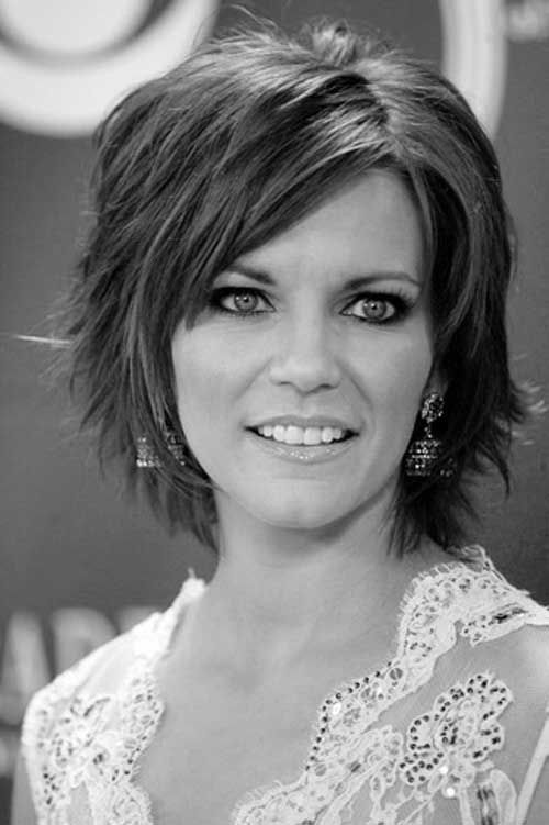 Trendy Haircuts Short Shag Hairstyles For Older Women Beauty