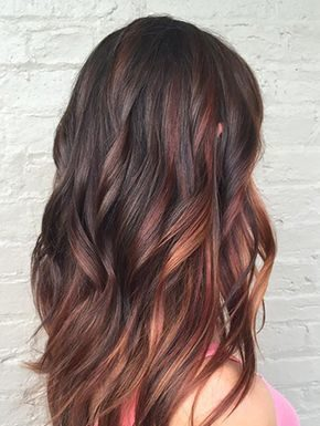 Trendy Ideas For Hair Color Highlights Fall Hair Color For