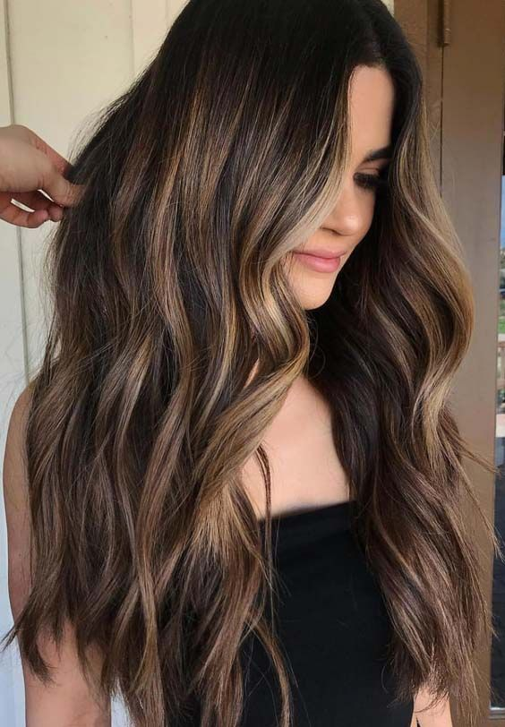 Trendy Ideas For Hair Color - Highlights : Here are some requested ...