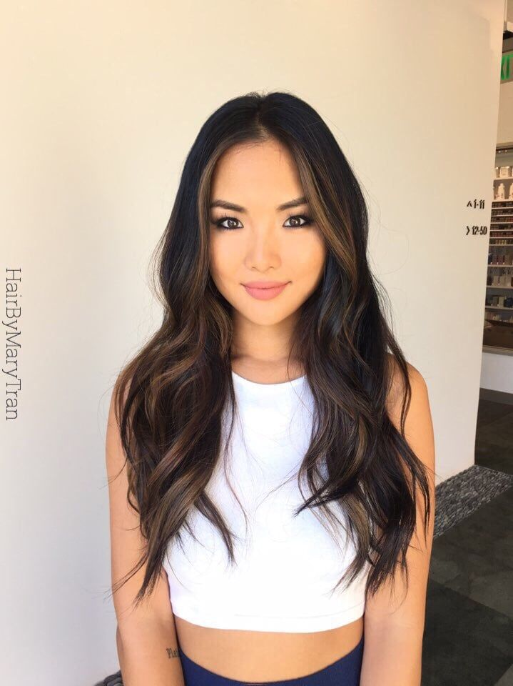 Highlights For Asian Black Hair Pictures Images Black Hair Surion