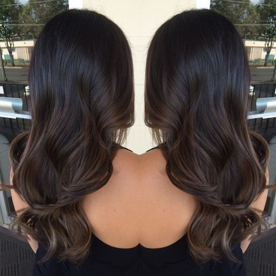 Trendy Ideas For Hair Color Highlights Subtle Balayage Ombre