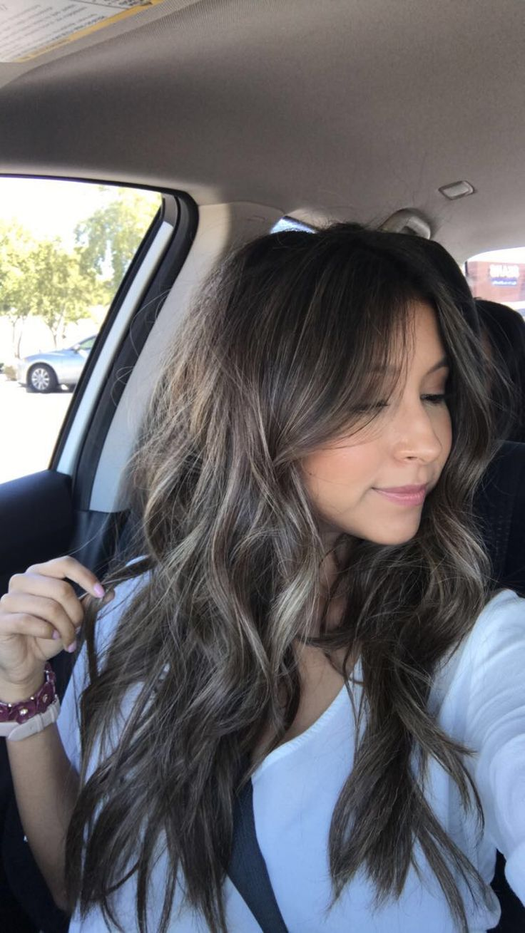 Trendy Ideas For Hair Color Highlights Brunette Sunkissed