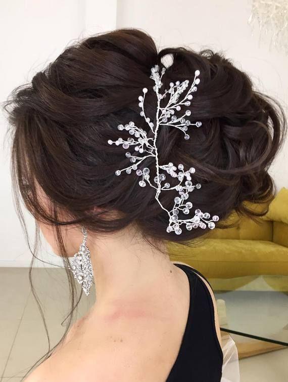 Elstile wedding hairstyles for long hair 19 - Deer Pearl Flowers / www.deerpearl...