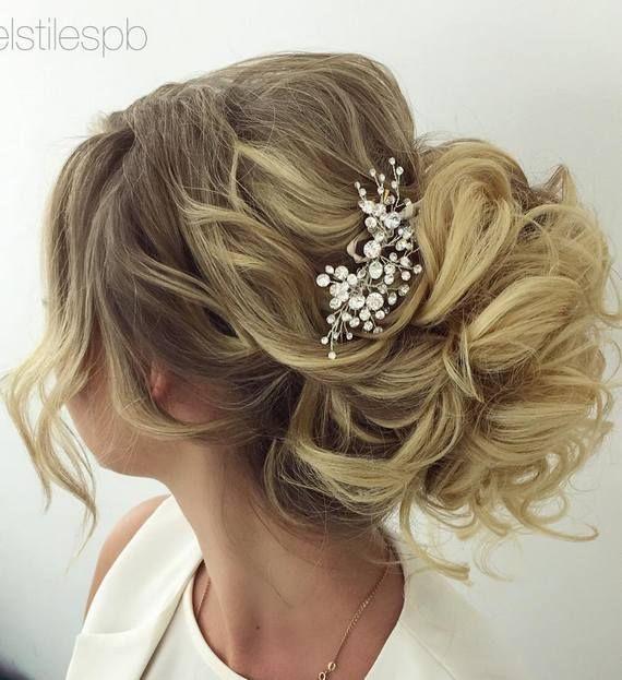 Elstile wedding hairstyles for long hair 23 - Deer Pearl Flowers / www.deerpearl...