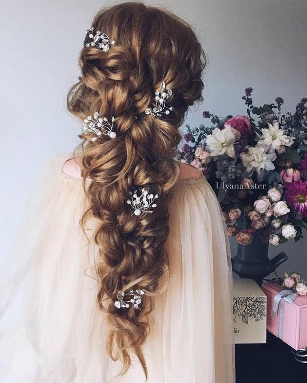 Bridal hairstyles ulyana aster long bridal hairstyles for ulyana aster long bridal hairstyles for wedding16 see more deerpearlfl junglespirit Choice Image