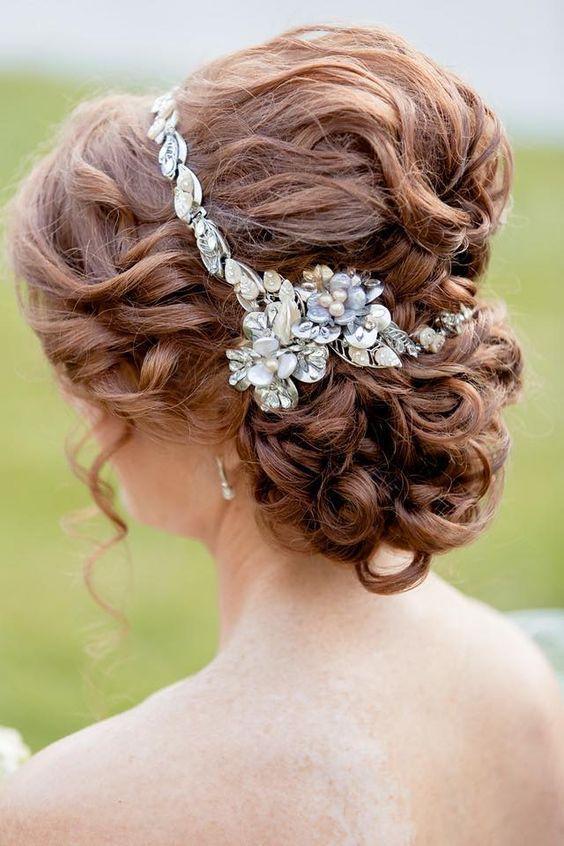 Bridal Hairstyles Wedding Hairstyle Idea Via Rothweiler Event