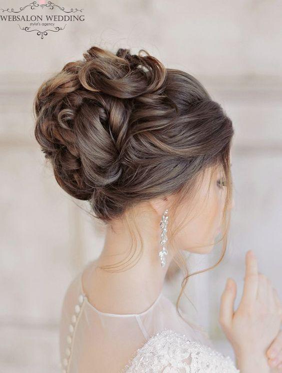 Wedding Hairstyles : wedding hairstyle idea via Websalon Wedding ...