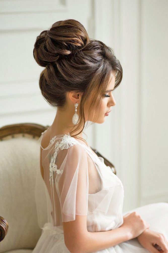 Bridal Hairstyles 21 Timeless Bridal Hairstyles See More Www