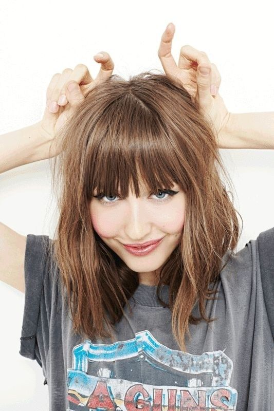 22 Ultra-Chic Hairstyles for Mid-length Hair 2015 – Latest Bob HairStyles