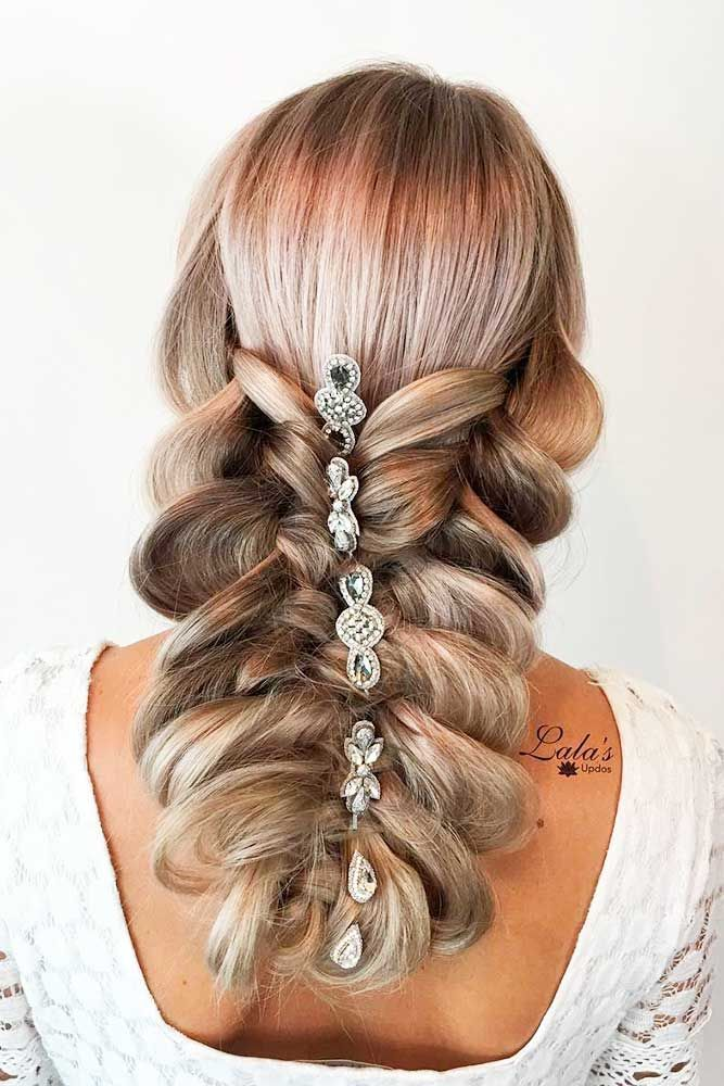 Bridal Hairstyles : 24 Mother Of The Bride Hairstyles ❤ See more ...