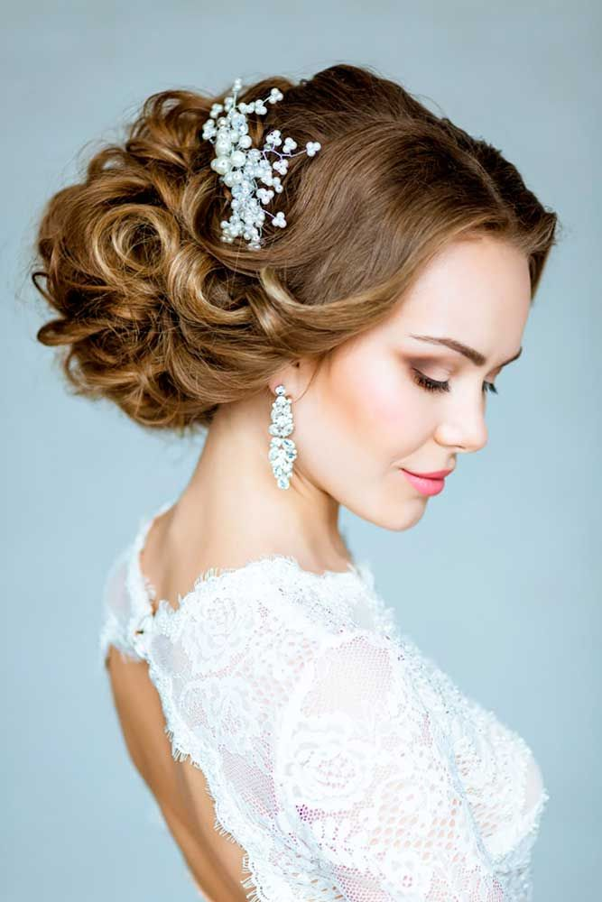 Bridal Hairstyles 18 Timeless Wedding Hairstyles For Medium Length