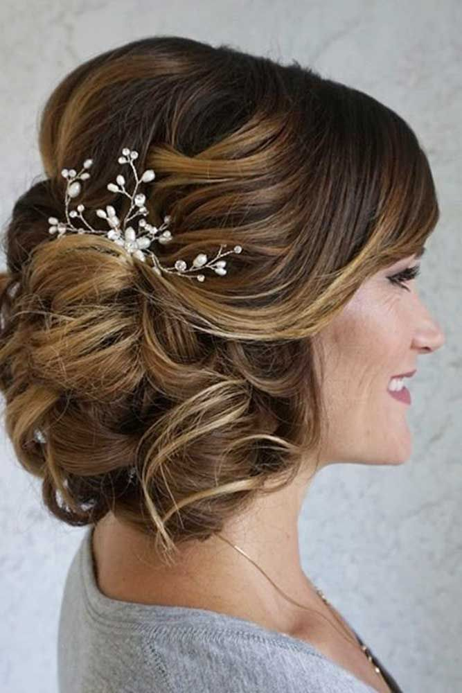 Bridal hairstyles 24 mother of the bride hairstyles see more whatsapp junglespirit Gallery