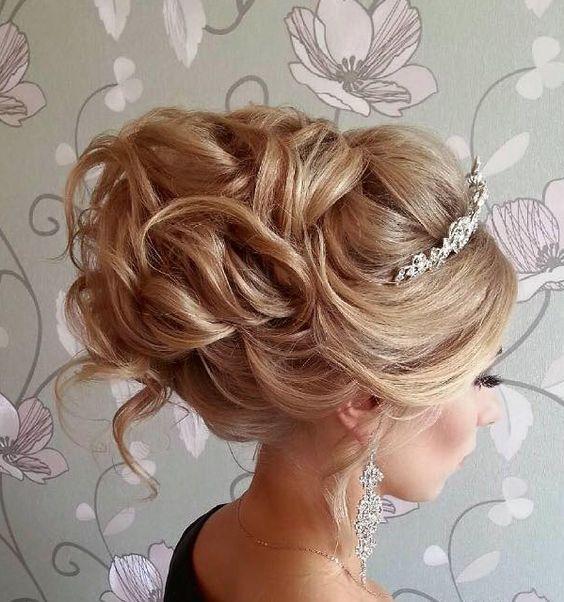 Wedding hairstyles featured hairstyle elstile elstile wedding hairstyles junglespirit Image collections