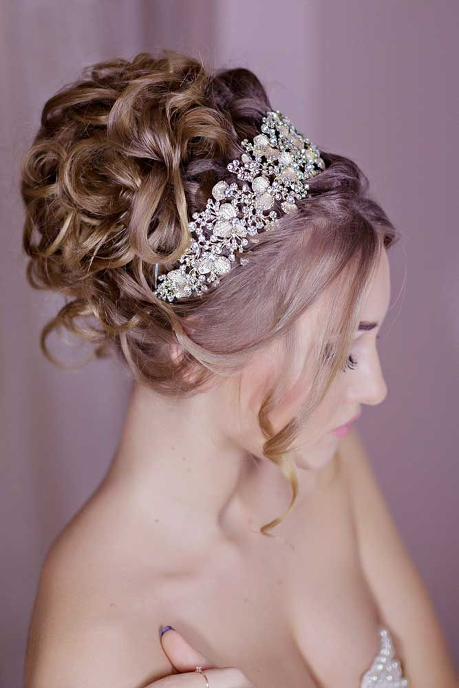 Bridal hairstyles splendid wedding updos collection see more whatsapp junglespirit Image collections