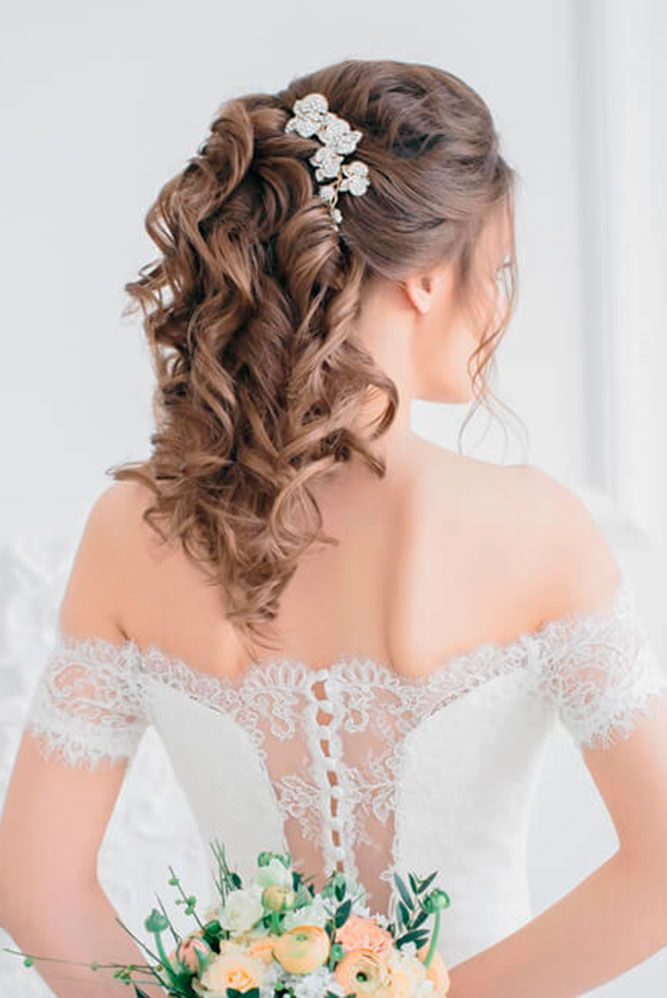 Bridal Hairstyles 18 Timeless Wedding Hairstyles For