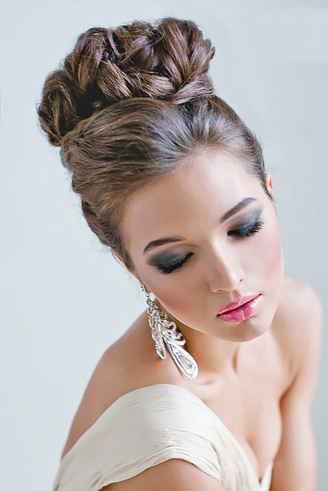 Bridal Hairstyles 18 Utterly Gorgeous Vintage Wedding Hairstyles
