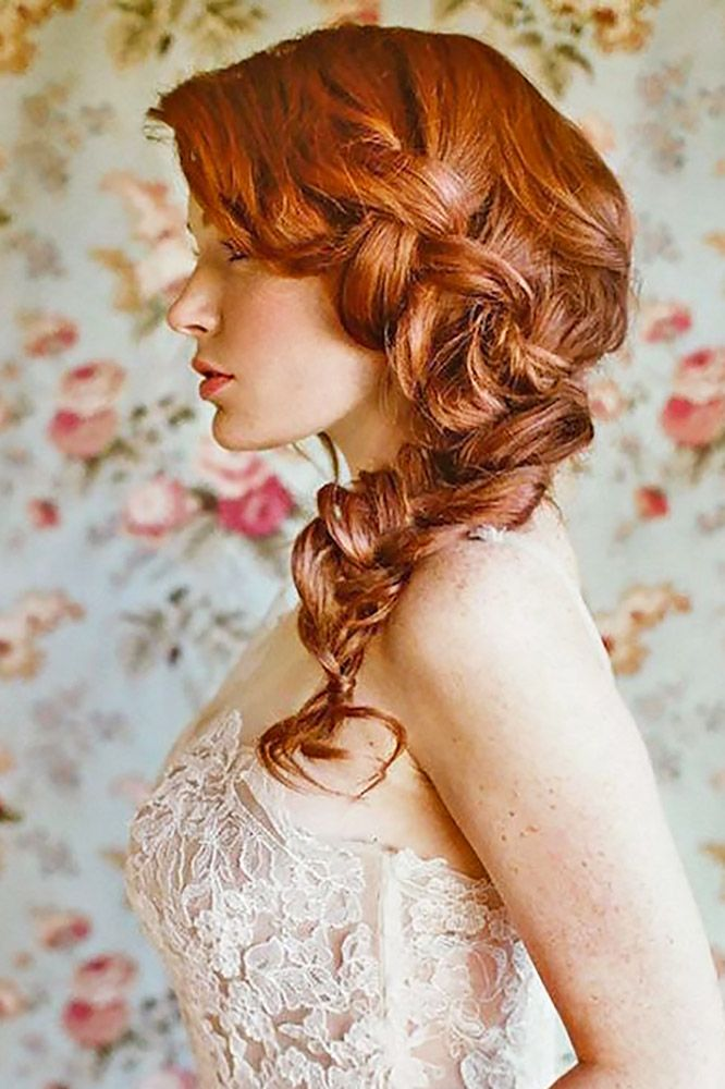 18 Braided Wedding Hair Ideas You Will Love ❤ From soft waves to gorgeous updo...