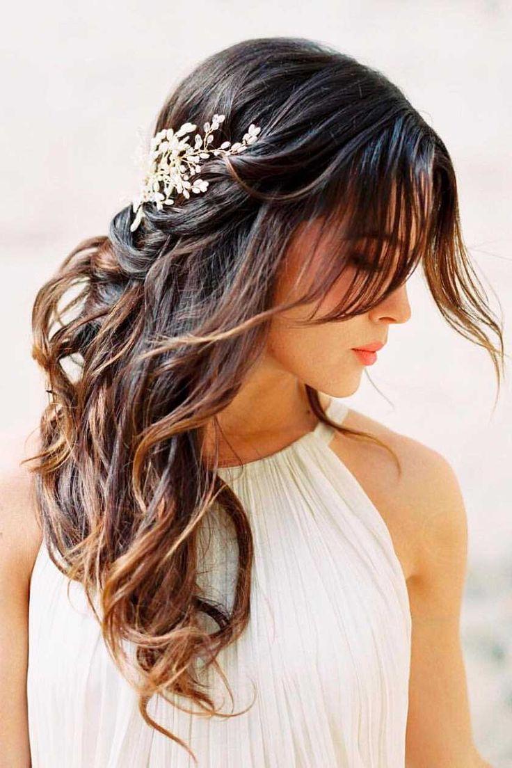 Easy Wedding Hairstyles.Bridal Hairstyles 24 Stylish Easy Wedding Hairstyles