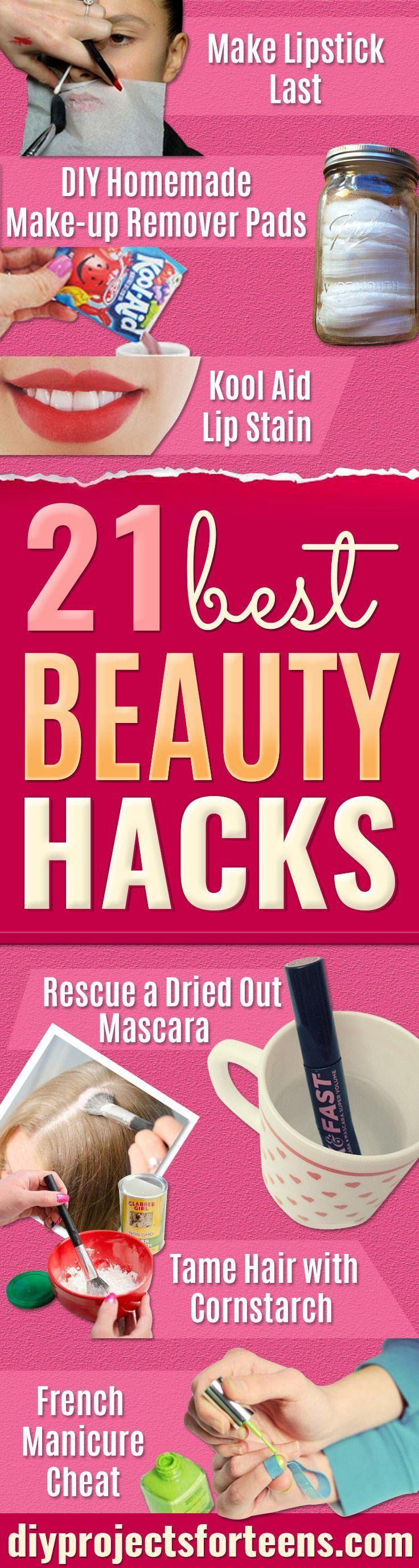 easy diy hacks for school