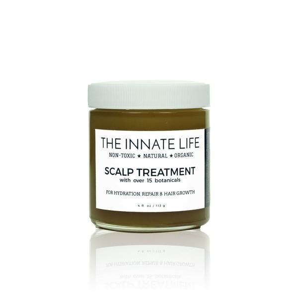 Hair Growth + Hydration + Repair Scalp Treatment – The Innate Life $19