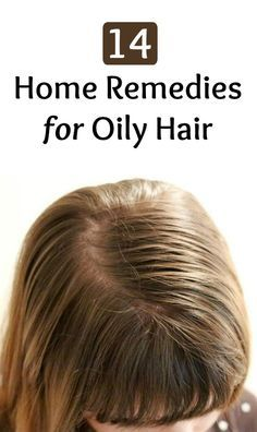 In order to get rid of oily hair you need to keep the scalp clean. Fortunately, ...