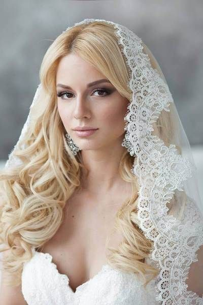 Haircuts for Long Hair : For more traditional look, add a veil ...