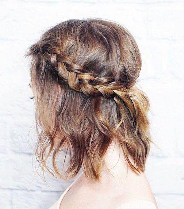 Hairstyle Tresses 4 Tutos De Coiffures Tressees Pour Les Cheveux