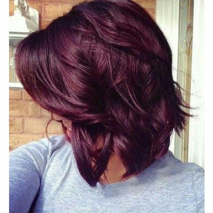 Red Hair Color Short Styles Best Hair Color 2018