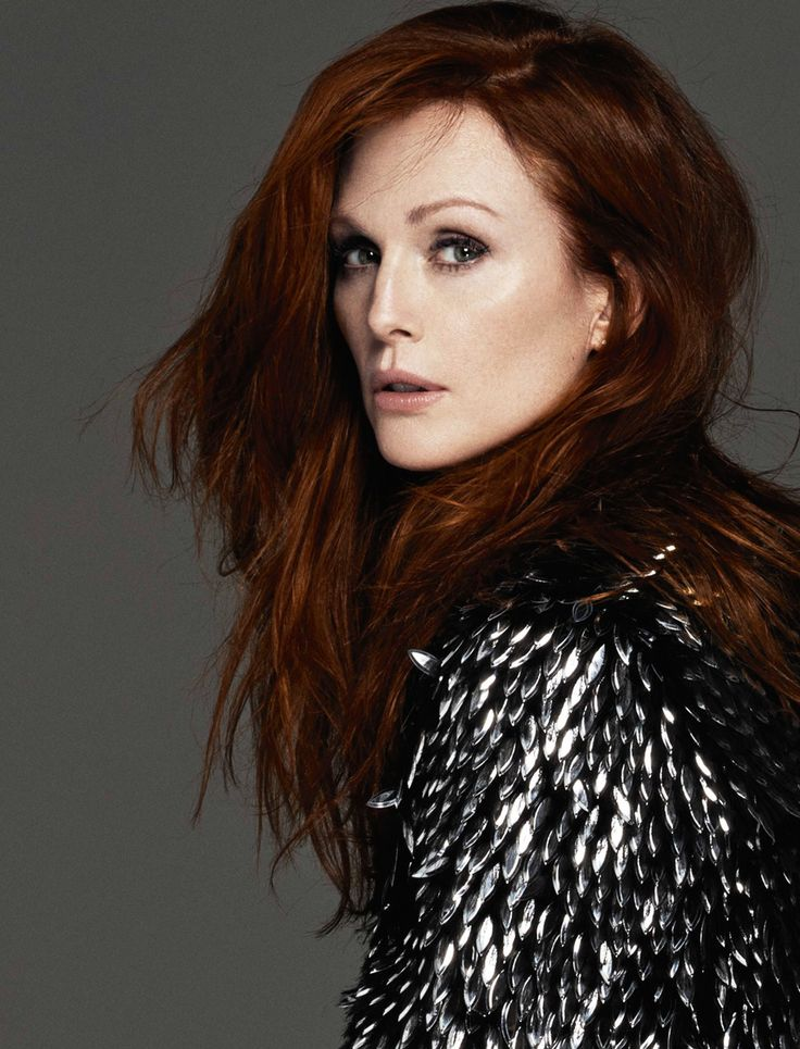 Red Hair Color Julianne Moore Is An Amazing Actress For
