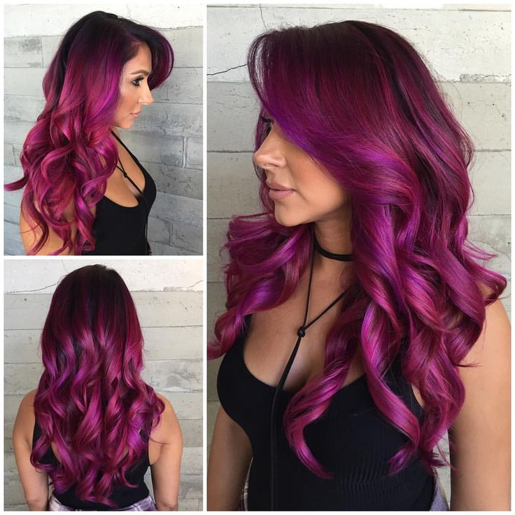 Red Hair Color Pulp Riot Beauty Haircut Home Of