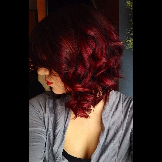 Red Hair Color Red Hair Color For Short Hair Beauty Haircut Home Of Hairstyle Ideas Inspiration Hair Colours Haircuts Trends