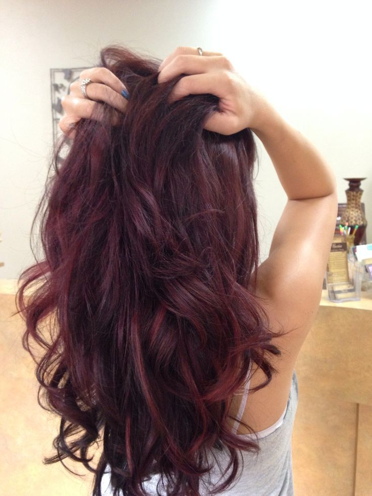 Red Hair Color Redken Rv Color Red Violet Hair Color With Red
