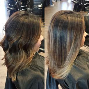 Trendy Hair Color Highlights 2015 Brunette Highlights Lowlights