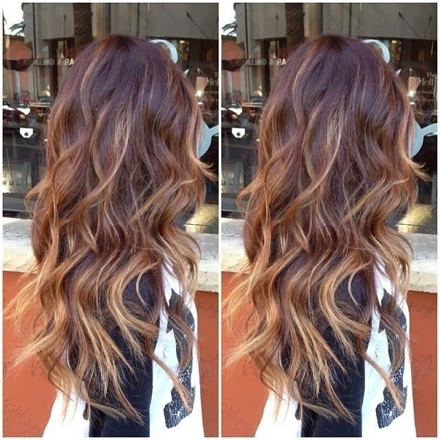 Trendy Hair Color Highlights 27 Exciting Hair Colour Ideas For 2015 Radical Root Colours Cool New Spring S Beauty Haircut Home Of Hairstyle Ideas Inspiration Hair Colours Haircuts Trends