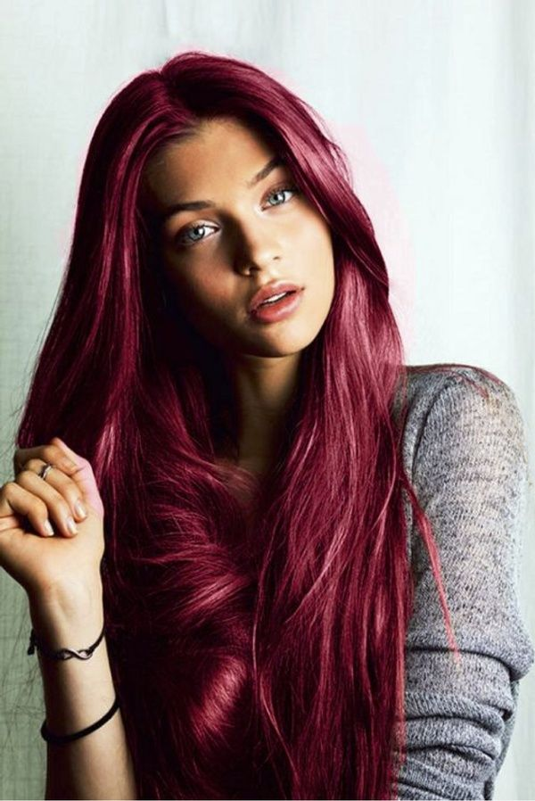 Trendy Hair Color Highlights 5 Hair Colors You Should Try This Fall