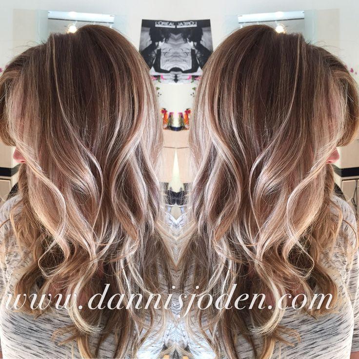 Trendy Hair Color Highlights Beach Blonde Balayage Highlights