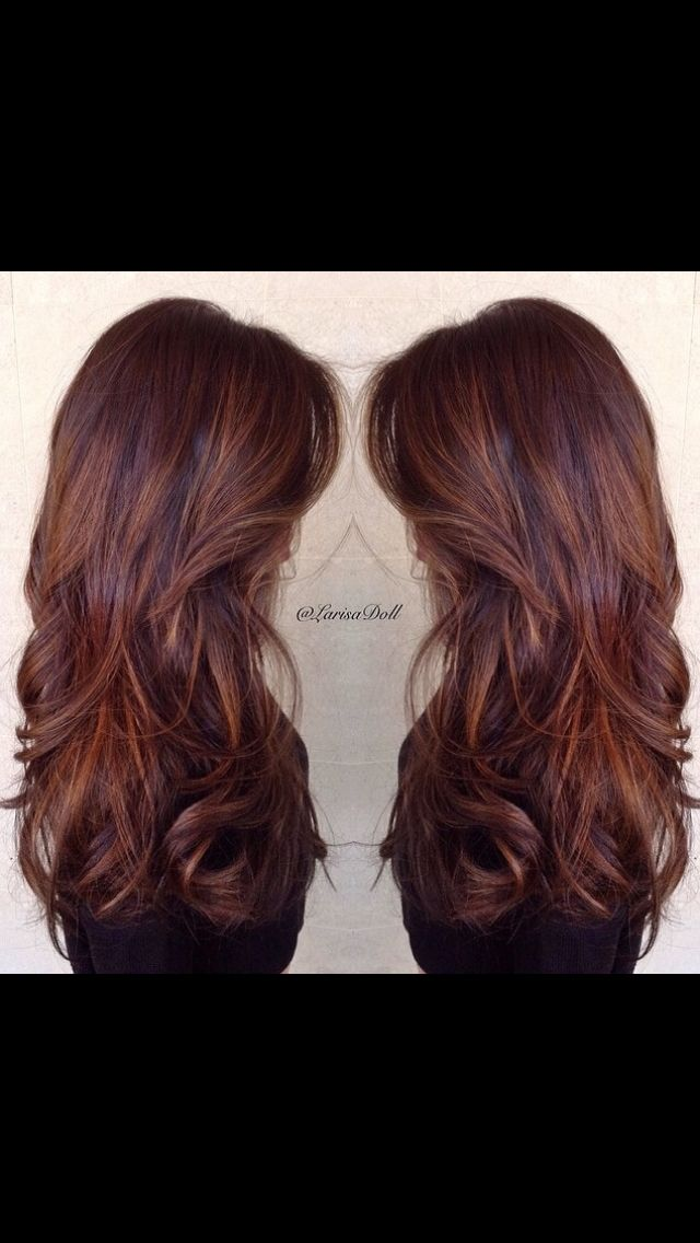 Caramel and butterscotch balayage ombré. I want my hair like this. So much. Bea...