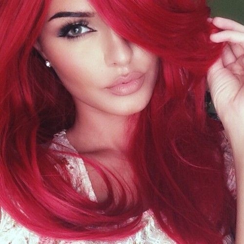Trendy Hair Color - Highlights
