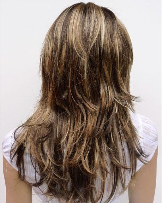 Trendy Hair Color Highlights Hollywood Heat Friendly Long